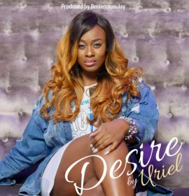 Sexy Uriel of BB Naija returns with an Afro House tune 'Desire'!
