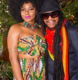 Legendary Raggae singer Maxi Priest features Yemi Alade on his new record titled – This Woman