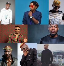 Yung6ix, Falz, Olamide, YCee and more Nigerian artistes add their voices to the #EndSARS campaign