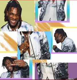 Burna Boy talks about his background and upbringing, in new documentary