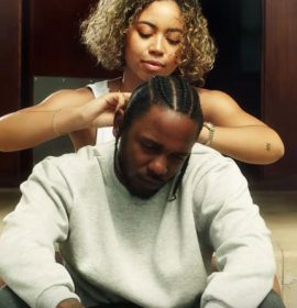 Kendrick Lamar gives a glimpse into his romantic nights in 'Love' video ft. Zacari
