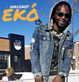 "Waconzy dishes out a brand new tune titled ""Eko (African Princess)"" 
