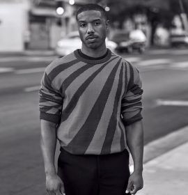 Michael B, Jordan Shares Personal Details In Latest Edition Of Wall Street Journal Magazine