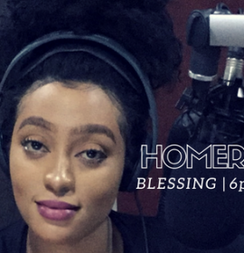 B-Red on 'E Better' w/ Don Jazzy; working with Davido, 2baba + Games | HomeRun with Blessing
