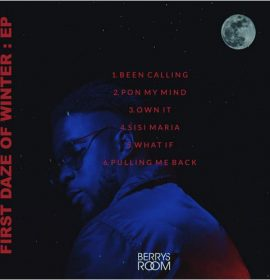 Maleek Berry's  #FDOW (First Daze Of Winter) Shows His Afro-Pop Eminence  | Stream here!