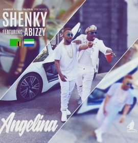 "Shenky and Abizzy drop crisp ""Angelina"" Video 