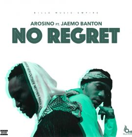 Listen to the infectious 'No Regret' by Arosino feat. Jaemo Banton