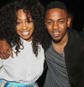 Kendrick Lamar & SZA Brings Back Black Panther Scenery In 'All The Stars' Music Video