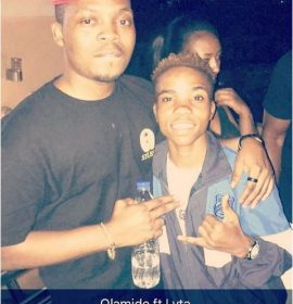 YBNL Signee, Lyta and honcho Olamide in 'Time' Remix Video, Watch!