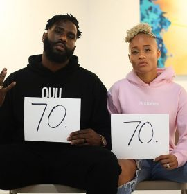Tobe Nwigwe Debuts 'History' To Commemorate The Nigerian Winter Olympics Team