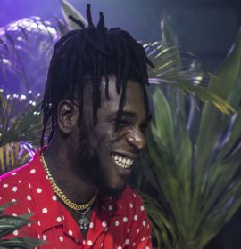 """Burna Boy is growing at his pace, within his space…"" A Review of 'Outside' Album"