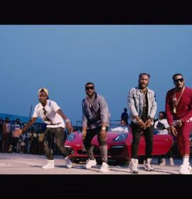 D'banj teams up with Street champs for 'Issa Banger', watch the Slimcase & Mr Real – assisted video