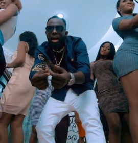 Watch Fresh Dolla in 'Go Gaga' feat. Orezi video!