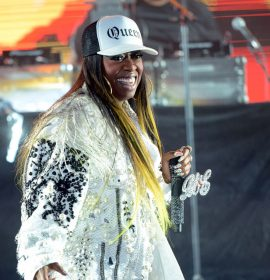 Missy Elliot is the First Female Rapper Nominated for Songwriters Hall of Fame