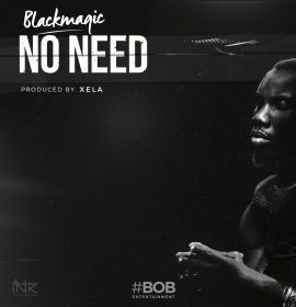 Black Magic makes a return with 'No Need' off Magic Republic (Version 3.0), Listen!