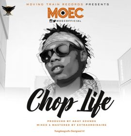 Listen to Moec's new song 'Chop Life'!