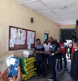 Harrysong Celebrates Birthday, Facilitates Release of 3 Inmates from Okere Prison