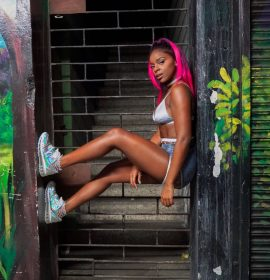 Jamaica's dancehall act Khalia enlist Stonebwoy  for 'Spring Break,' watch video!