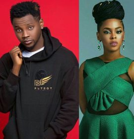 Kiss Daniel & Chidinma Ekile Gets Matching Tattoos To Confirm Dating Rumours ?
