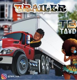 Listen to TayDeux (Tboi)'s 'Whine Like that'!