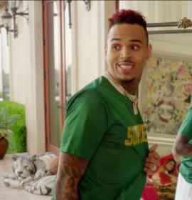 "Have You Seen This Chris Brown and Lil Dicky Video titled ""Freaky Friday""? It's Creativity Redefined"