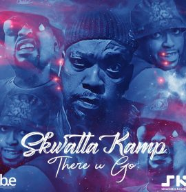 Skwatta Kamp immortalise late Flabba with #ThereYouGo, Listen!