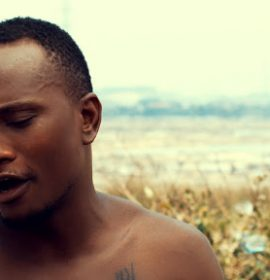 "Watch Almost Nude Brymo in Visuals for ""Heya"", lead single off his OṢÓ album"