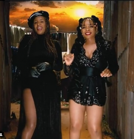 """Charlotte Dipanda & Yemi Alade Let Us Into Their African Gladness With The Visuals To """"Sista"""""""