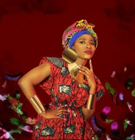 Black Panther inspires Donna Adja's new single – watch 'Wakanda Forever' video