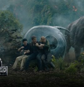 Bryce Dallas Howard Gears Up To Save More Dinosaurs In Jurassic World: Fallen Kingdom