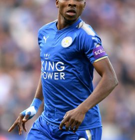 Would Int'l Footballer Kelechi Iheanacho Still Gear Up For Move To Arsenal After First Leicester City Goal?