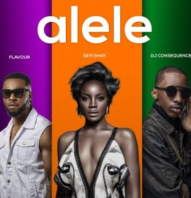 Ahead of 'Electric Package' release, Seyi Shay releases 'Alele' feat. Flavour Nabania and DJ Consequence!