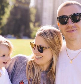 Macklemore and wife welcome second child