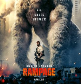 Dwayne Johnson Stars As 'Okoye' In 'coming Hollywood 'Rampage' movie, Talk About His Reason For Adopting The Name