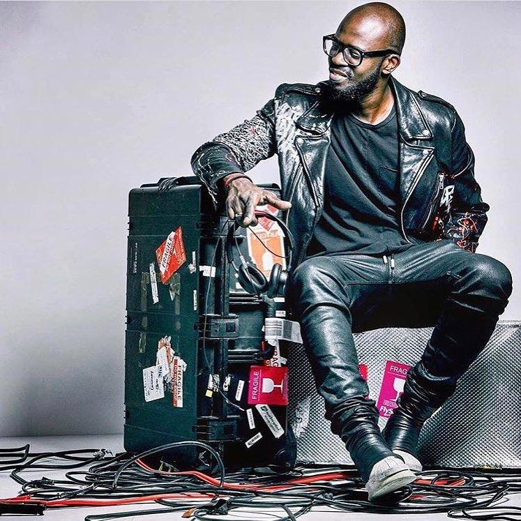 Black Coffee defends Tel Aviv show: not a political party. I work as an entertainer to feed my Family.