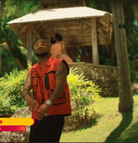 Davido's 'Assurance' debuts on the Top 10 Nigeria Countdown this week