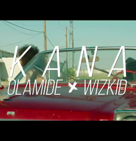 Olamide drops music video for his hit single Kana feat. Wizkid