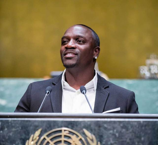 Watch Akon's 'Low Key' music video