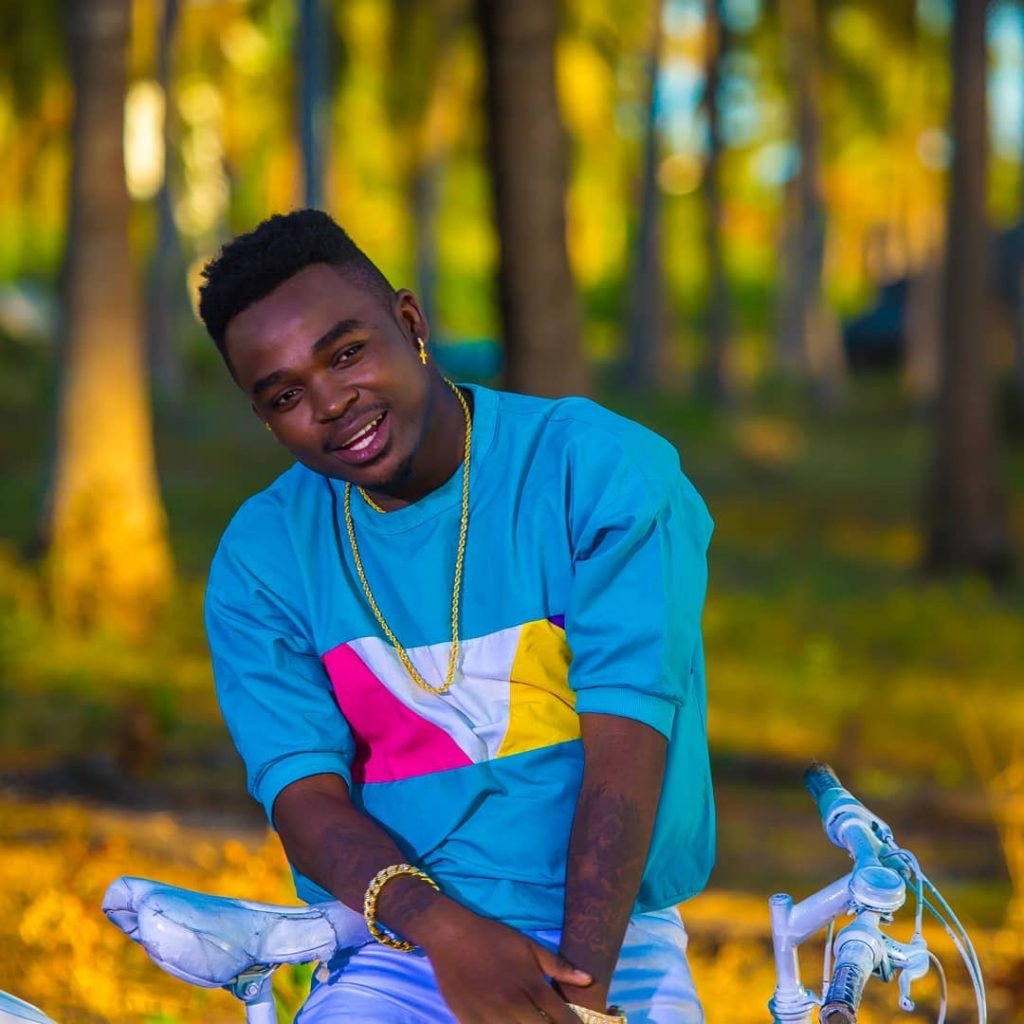 Aslay speaks on relationship with Tessy Chocolate ahead of his EP 'Kipenda Roho'