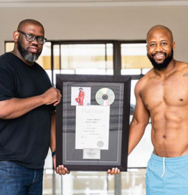 Cassper Nyovest Fills Up Moses Mabhida concert, performs at Global citizen festival and 'Sweet and Short' goes Platinum