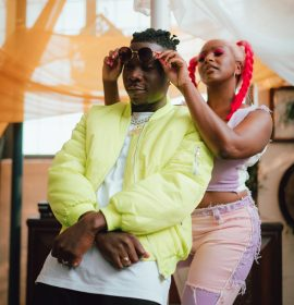 Cuppy and Stonebwoy share 'Karma' video