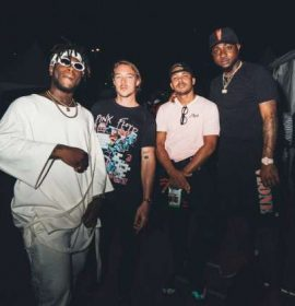 Watch Major Lazer's Diplo, Jillionaire and Walshy Fire epic night at Sound System Live in Lagos