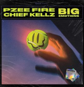 Listen to Pzee Fire's 'Big Emotions' feat. Chief Kellz