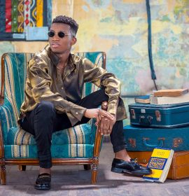 Watch Kofi Kinaata in 'Adam & Eve' Official Music Video
