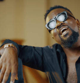 Off the 'Alpha' project, Sarkodie feat. Joey B in 'Legend' music video
