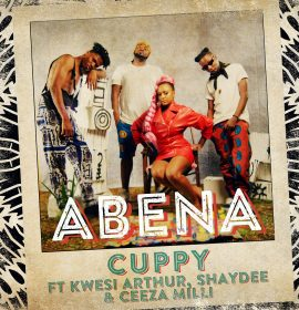 Watch Cuppy, Kwesi Arthur, Shaydee & Ceeza Milli in 'Abena' video