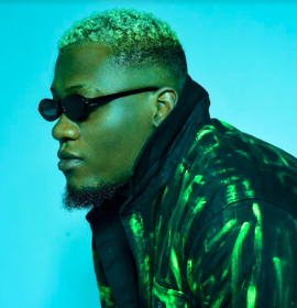 DJ Consequence teases Kay Jay Ogbonna's upcoming single at the Major Lazer in Lagos event
