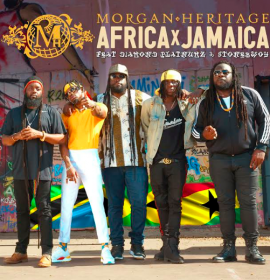 New Video! Morgan Heritage ft. Diamond Platnumz x Stonebwoy – 'Africa Jamaica'