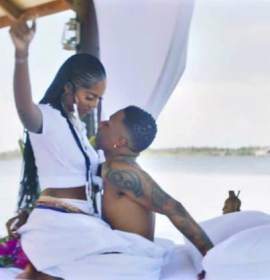Wizkid and Tiwa Savage speak on reaction following 'Fever' video