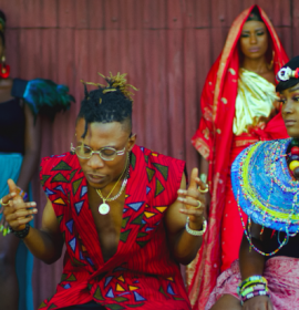 1da Banton Celebrates the 'African Woman' with new video